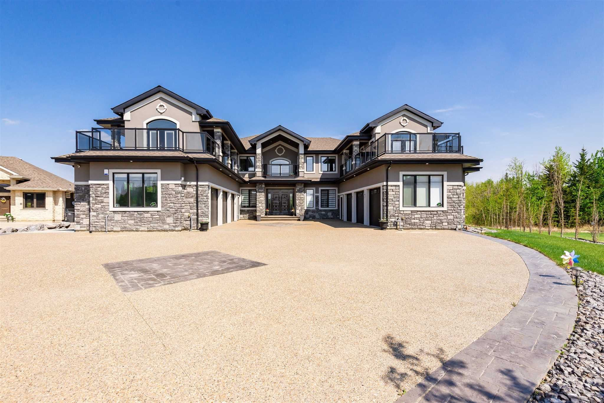Main Photo: 19 Countryside Close: Rural Parkland County House for sale : MLS®# E4239146
