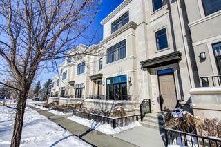 Main Photo: 10 Valour Circle SW in Calgary: Currie Barracks Row/Townhouse for sale : MLS®# A1069872