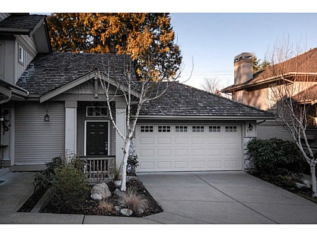 """Main Photo: 7 2780 150TH Street in Surrey: Sunnyside Park Surrey Townhouse for sale in """"Daventry"""" (South Surrey White Rock)  : MLS®# F1402225"""