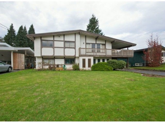 Main Photo: 33439 HOLLAND Avenue in Abbotsford: Central Abbotsford House for sale : MLS®# F1426833