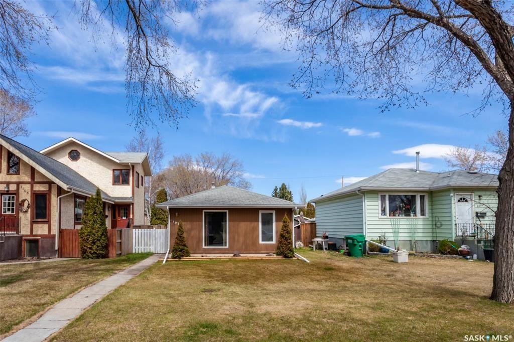 Main Photo: 1107 5TH Street East in Saskatoon: Haultain Residential for sale : MLS®# SK770758
