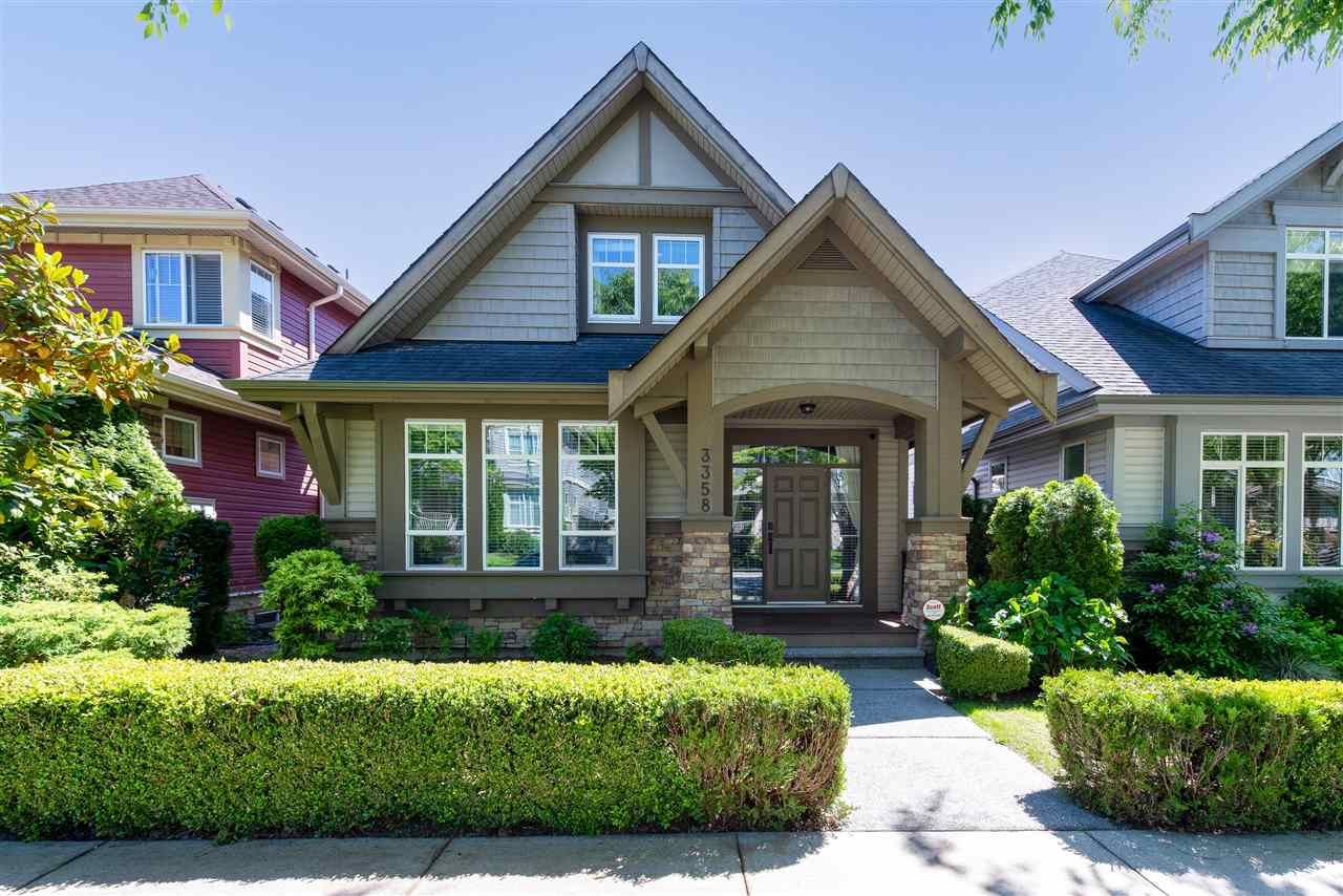 Main Photo: 3358 HIGHLAND Drive in Coquitlam: Burke Mountain House for sale : MLS®# R2589577
