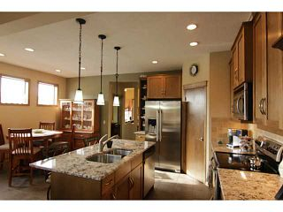 Photo 4: 254 CHAPARRAL VALLEY Drive SE in CALGARY: C-285 Residential Attached for sale (Calgary)  : MLS®# C3554170