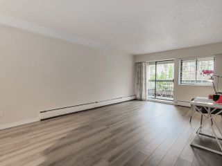 Photo 2: 102 1825 W 8TH Avenue in Vancouver: Kitsilano Condo for sale (Vancouver West)  : MLS®# V1110408