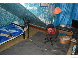 Photo 9: 482 Garlies Street in WINNIPEG: North End Residential for sale (North West Winnipeg)  : MLS®# 1528236