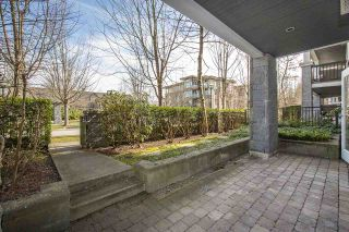 "Photo 1: 103 6279 EAGLES Drive in Vancouver: University VW Condo for sale in ""Reflections"" (Vancouver West)  : MLS®# R2555731"