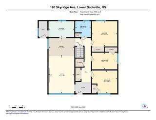 Photo 26: 190 Skyridge Avenue in Lower Sackville: 25-Sackville Residential for sale (Halifax-Dartmouth)  : MLS®# 202016826