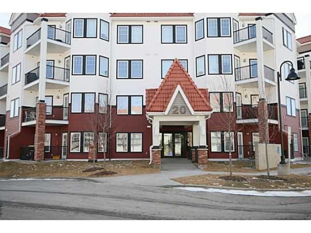 Main Photo: 307 20 ROYAL OAK Plaza NW in Calgary: Royal Oak Condo for sale : MLS®# C3656329