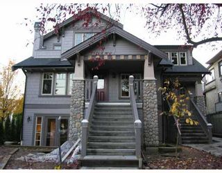 Photo 1: 206 W 13TH Avenue in Vancouver: Mount Pleasant VW Townhouse for sale (Vancouver West)  : MLS®# V669782