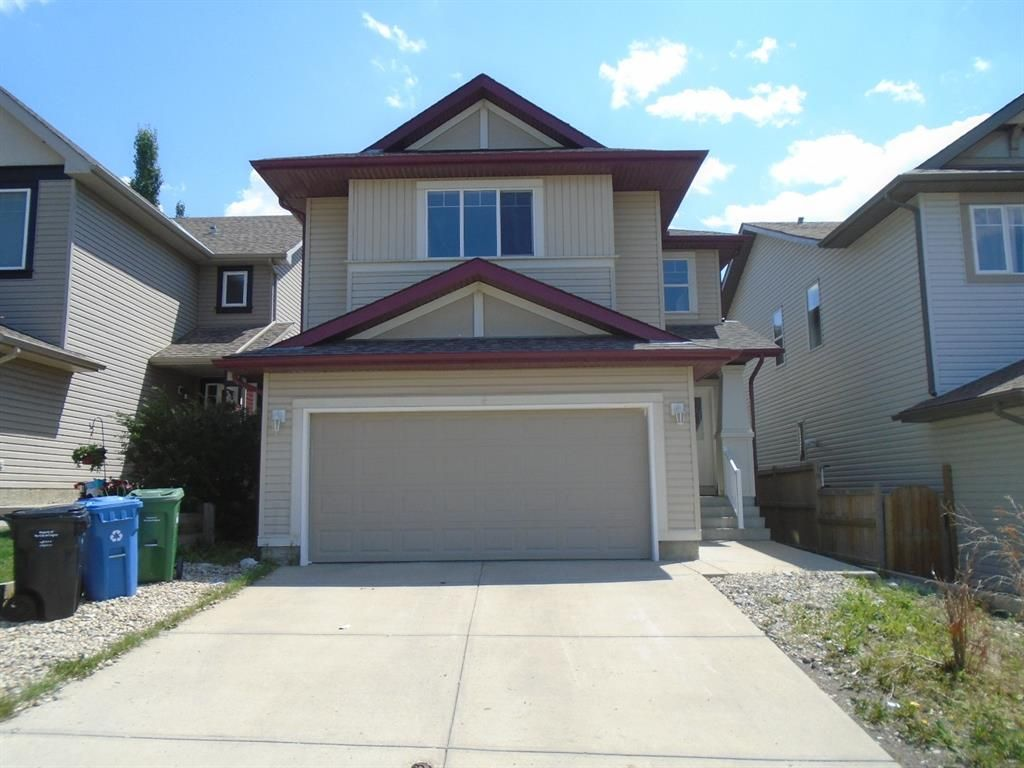 Main Photo: 252 Evansbrooke Way NW in Calgary: Evanston Detached for sale : MLS®# A1128749