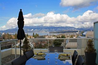Photo 1: 703 2528 MAPLE Street in Vancouver: Kitsilano Condo for sale (Vancouver West)  : MLS®# R2147719