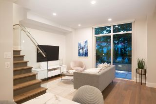 Photo 4: 2009 W 11TH AVENUE in Vancouver: Kitsilano Townhouse for sale (Vancouver West)  : MLS®# R2419955