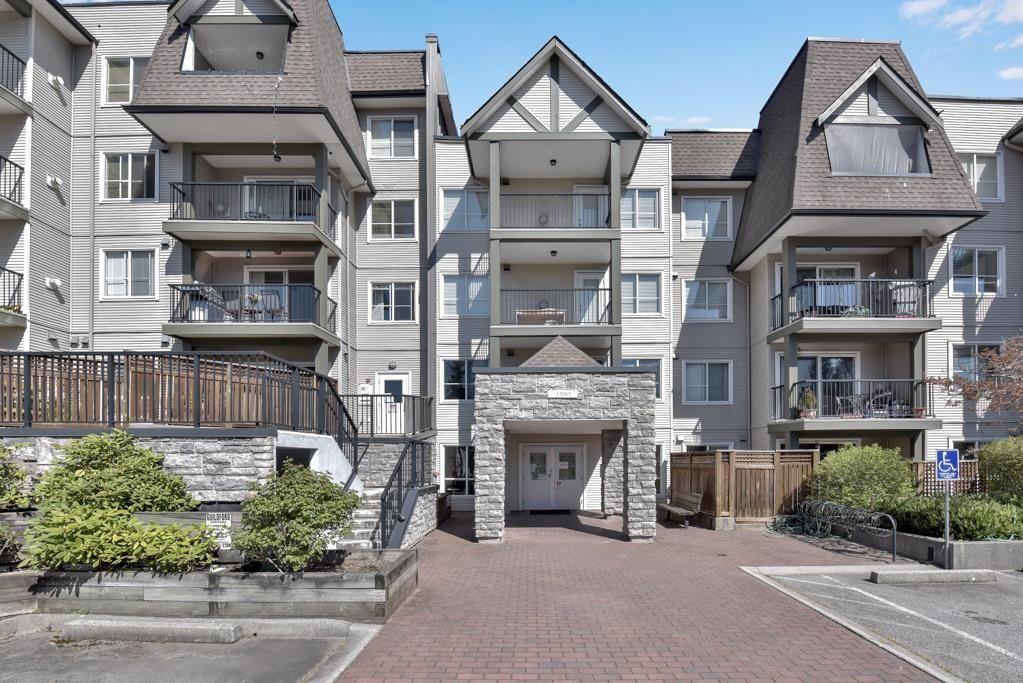 """Main Photo: 419 12083 92A Avenue in Surrey: Queen Mary Park Surrey Condo for sale in """"The Tamaron"""" : MLS®# R2601087"""