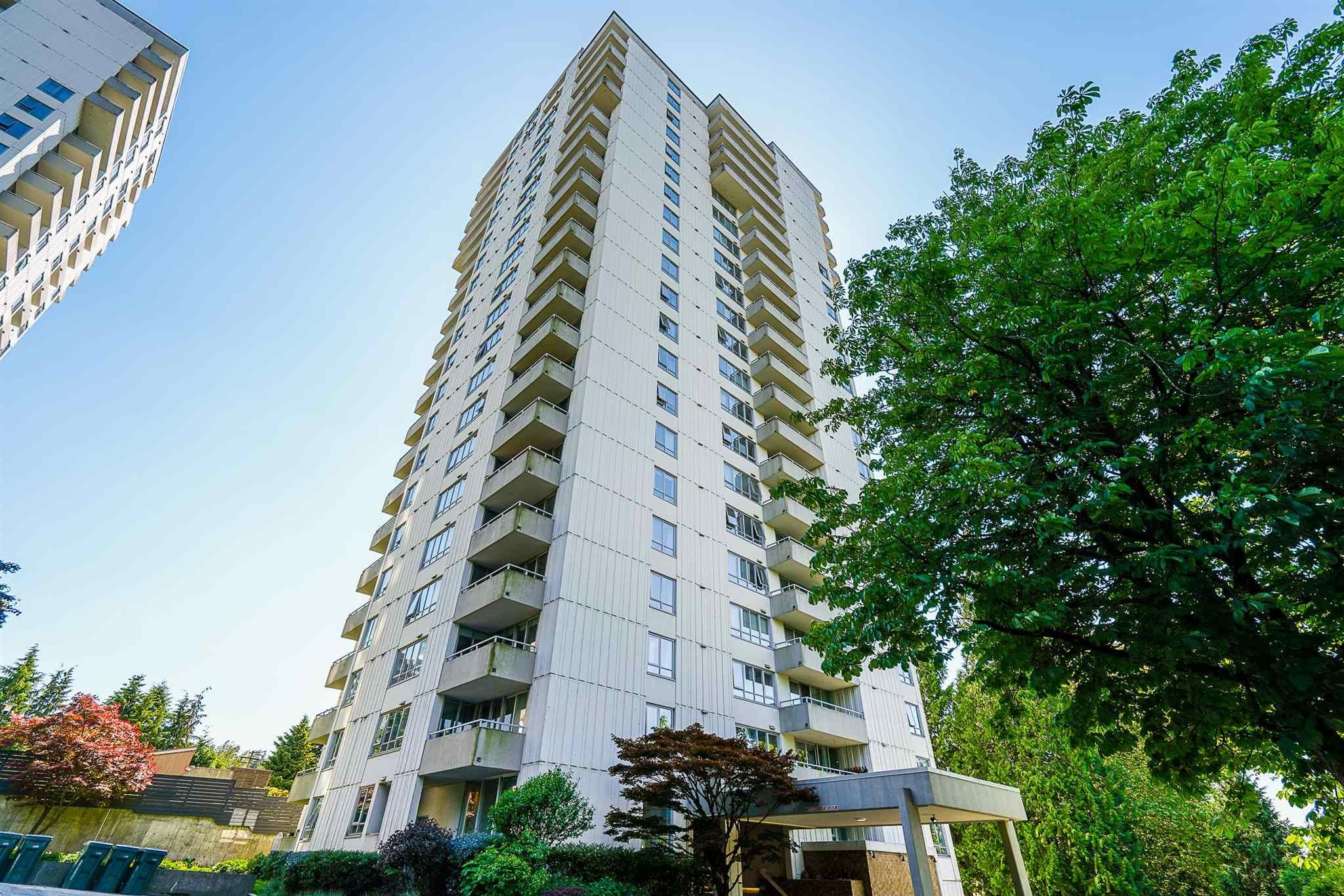 Main Photo: 1104 4160 SARDIS Street in Burnaby: Central Park BS Condo for sale (Burnaby South)  : MLS®# R2594358