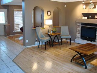 Photo 6: 281 CHAPARRAL Drive SE in Calgary: Chaparral House for sale : MLS®# C4023975
