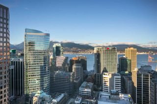 """Photo 3: 3202 667 HOWE Street in Vancouver: Downtown VW Condo for sale in """"Private Residences at Hotel Georgia"""" (Vancouver West)  : MLS®# R2604154"""