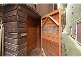 """Photo 14: 1335 - 1337 WALNUT Street in Vancouver: Kitsilano House for sale in """"Kits Point"""" (Vancouver West)  : MLS®# V1103862"""
