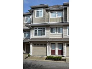 """Photo 2: 12 6852 193RD Street in Surrey: Clayton Townhouse for sale in """"INDIGO"""" (Cloverdale)  : MLS®# F1447121"""