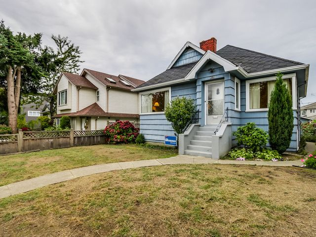 Main Photo: 8539 Cartier Street in Vancouver: Marpole Home for sale ()  : MLS®# R2004032