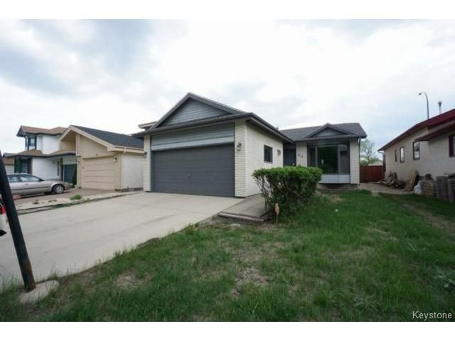 Main Photo: 64 Eastmount Drive in Winnipeg: Single Family Detached for sale (River Park South)  : MLS®# 1410876