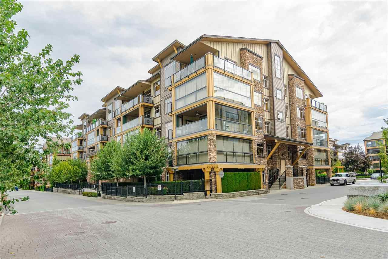 """Main Photo: 206 8258 207A Street in Langley: Willoughby Heights Condo for sale in """"Yorkson Creek"""" : MLS®# R2405298"""