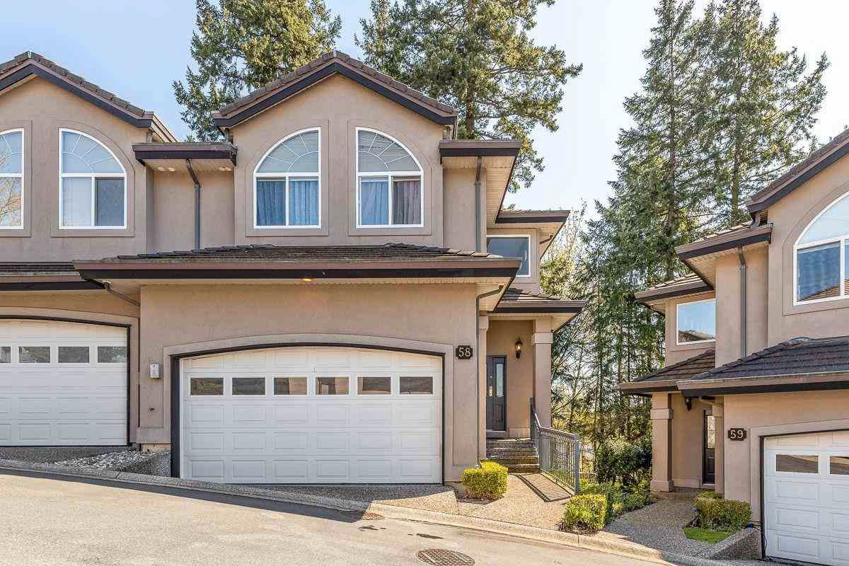 """Photo 2: Photos: 58 678 CITADEL Drive in Port Coquitlam: Citadel PQ Townhouse for sale in """"CITADEL POINT"""" : MLS®# R2586804"""
