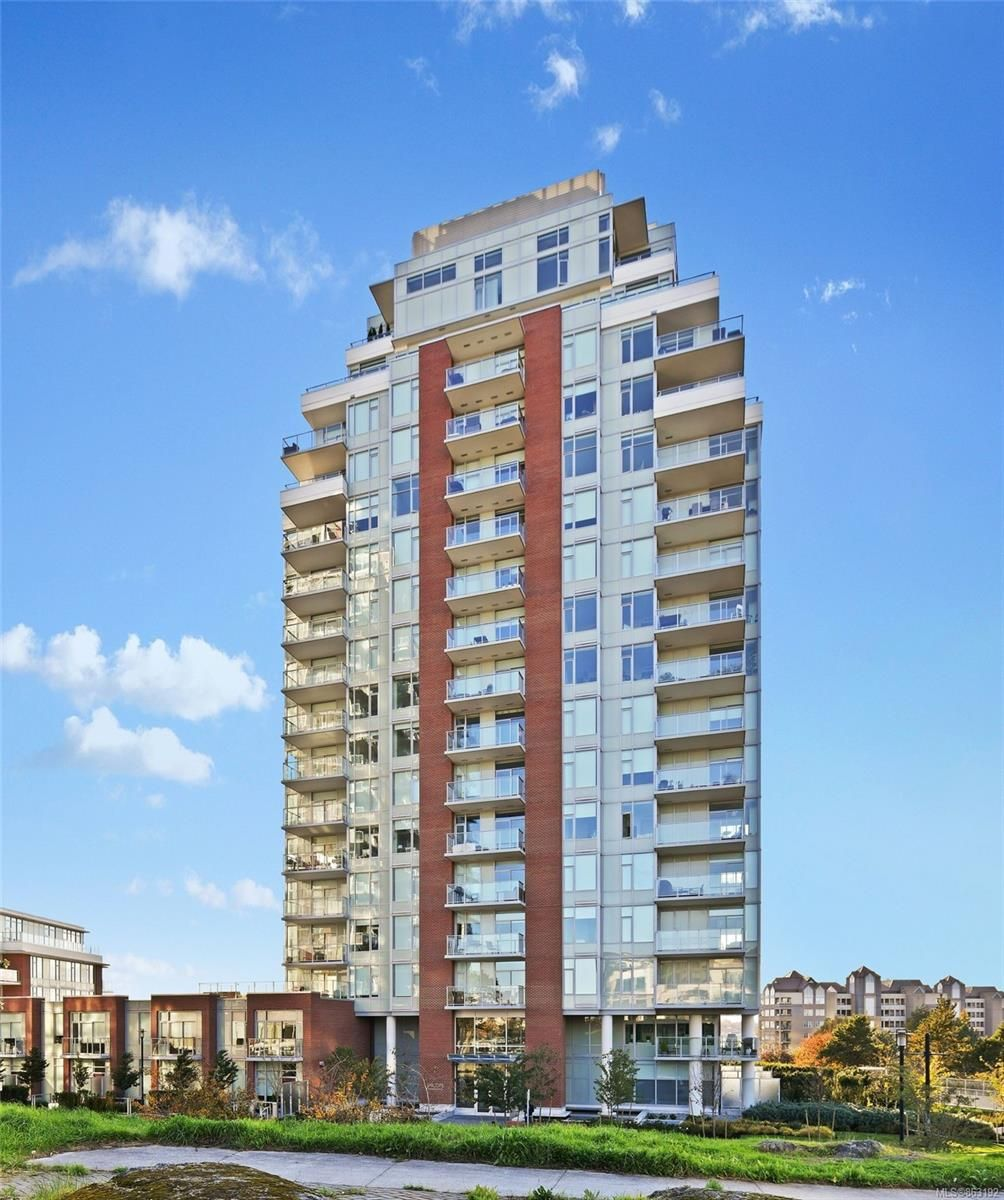 Main Photo: 907 60 saghalie Rd in : VW Songhees Condo for sale (Victoria West)  : MLS®# 863192