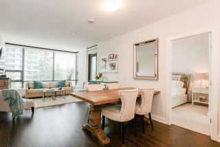 "Photo 1: 706 301 CAPILANO Road in Port Moody: Port Moody Centre Condo for sale in ""THE RESIDENCES"" : MLS®# R2558643"