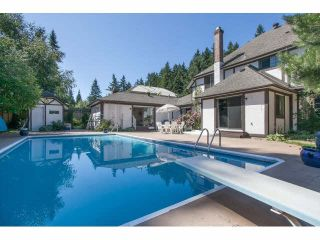"""Photo 19: 2538 148TH Street in Surrey: Sunnyside Park Surrey House for sale in """"Sherbrooke Estates"""" (South Surrey White Rock)  : MLS®# F1448509"""