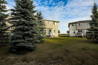 Photo 34: 44 451 HYNDMAN Crescent in Edmonton: Zone 35 Townhouse for sale : MLS®# E4242176
