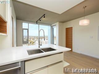 Photo 6: 1001W 989 Johnson St in : Vi Downtown Condo for sale (Victoria)  : MLS®# 878425