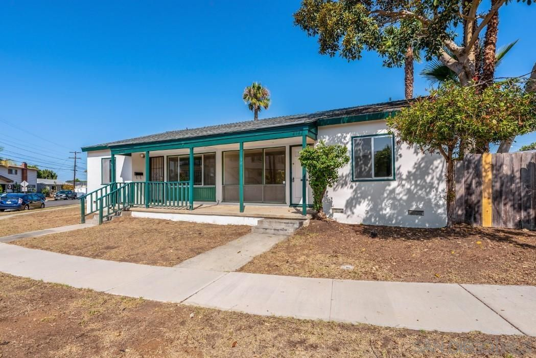 Main Photo: CLAIREMONT Property for sale: 4940-42 Jumano Ave in San Diego