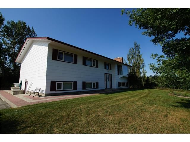 Main Photo: 260151 Range road 23 in Rural Rockyview County: Rural Rocky View MD Detached for sale : MLS®# C4022674