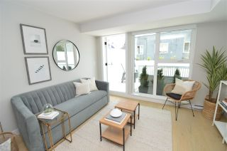 Photo 2: 211 2508 FRASER STREET in Vancouver: Mount Pleasant VE Condo for sale (Vancouver East)  : MLS®# R2589675