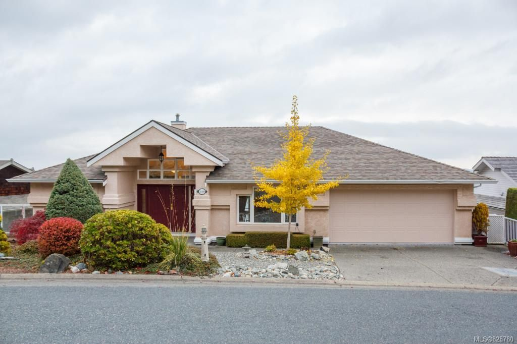 Main Photo: 3540 Ocean View Cres in COBBLE HILL: ML Cobble Hill House for sale (Malahat & Area)  : MLS®# 828780