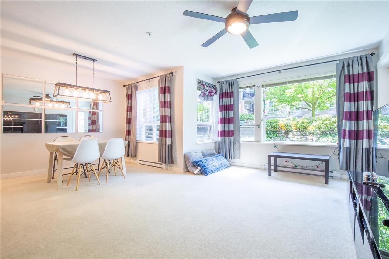"Photo 7: Photos: 120 9399 TOMICKI Avenue in Richmond: West Cambie Condo for sale in ""CAMBRIDGE PARK"" : MLS®# R2486049"