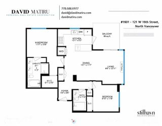 """Photo 36: 1601 121 W 16TH Street in North Vancouver: Central Lonsdale Condo for sale in """"The Silva"""" : MLS®# R2617103"""