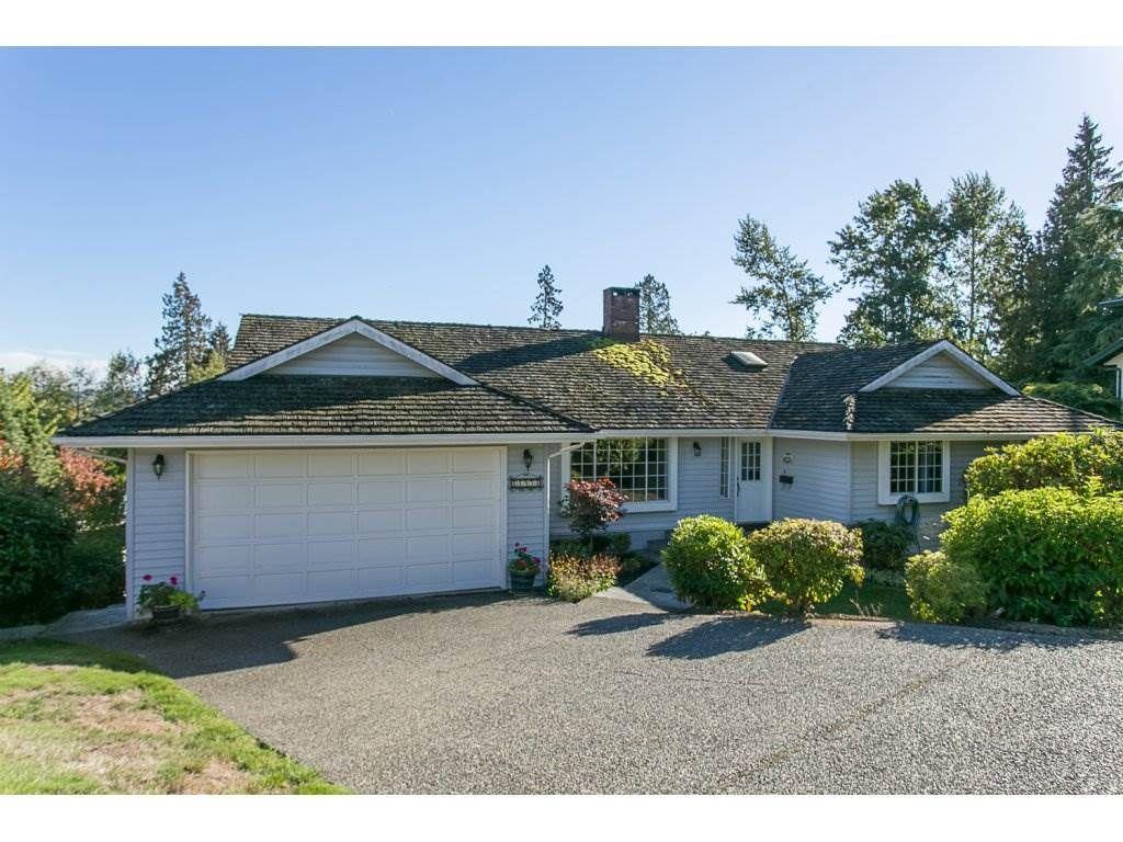 Main Photo: 12958 SOUTHRIDGE Drive in Surrey: Panorama Ridge House for sale : MLS®# R2114731