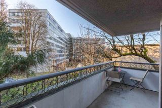 "Photo 16: 412 1405 W 15TH Avenue in Vancouver: Fairview VW Condo for sale in ""LANDMARK GRAND"" (Vancouver West)  : MLS®# R2332082"