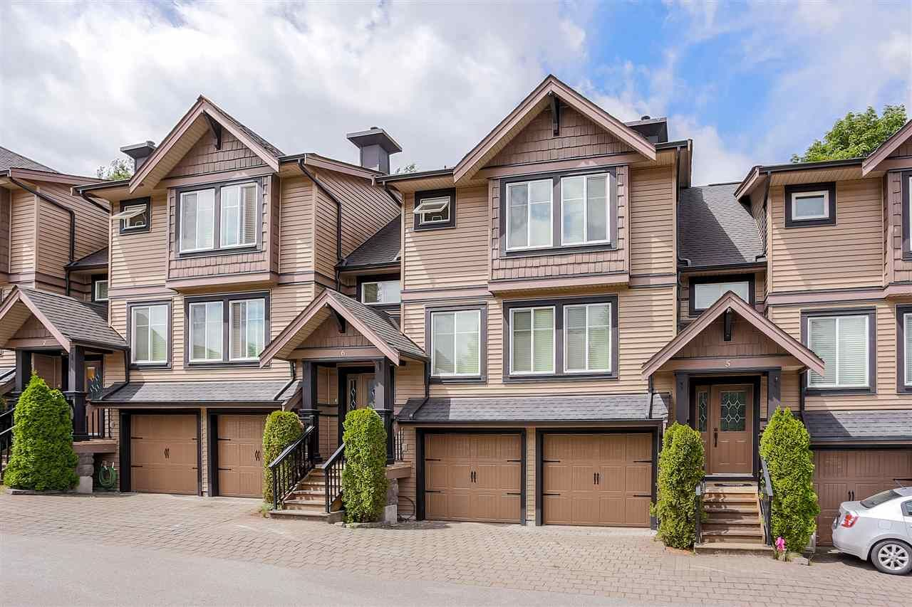 """Main Photo: 6 22206 124 Avenue in Maple Ridge: West Central Townhouse for sale in """"COPPERSTONE RIDGE"""" : MLS®# R2064079"""