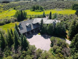Photo 1: 7 Wolfwillow Way in Rural Rocky View County: Rural Rocky View MD Detached for sale : MLS®# A1139563