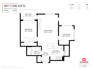 "Photo 19: 407 11566 224 Street in Maple Ridge: East Central Condo for sale in ""Cascada"" : MLS®# R2592634"