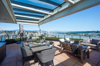"""Photo 28: 2103 210 SALTER Street in New Westminster: Queensborough Condo for sale in """"THE PENINSULA"""" : MLS®# R2593297"""
