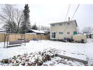 Photo 16: 258 Dussault Avenue in Winnipeg: Windsor Park Single Family Detached for sale (2G)  : MLS®# 1630256