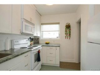 Photo 12: 531 Lipton Street in WINNIPEG: West End / Wolseley Residential for sale (West Winnipeg)  : MLS®# 1505517
