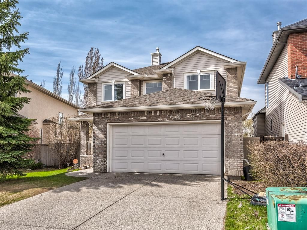 Main Photo: 7879 Wentworth Drive SW in Calgary: West Springs Detached for sale : MLS®# A1141472