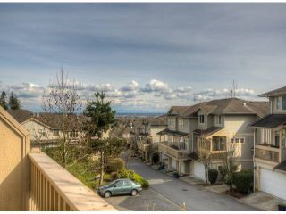 """Photo 10: 17 14959 58TH Avenue in Surrey: Sullivan Station Townhouse for sale in """"SKYLANDS"""" : MLS®# F1407272"""