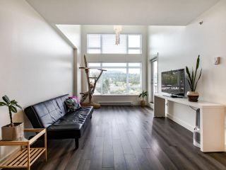 "Photo 3: 507 2525 CLARKE Street in Port Moody: Port Moody Centre Condo for sale in ""THE STRAND"" : MLS®# R2493487"