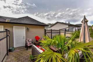 Photo 20: 16620 60TH Avenue in Surrey: Cloverdale BC 1/2 Duplex for sale (Cloverdale)  : MLS®# R2063363