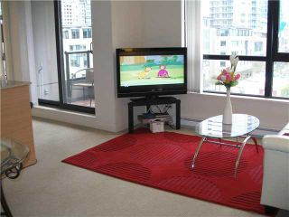"Photo 3: 804 928 HOMER Street in Vancouver: Downtown VW Condo for sale in ""YALETOWN PARK 1"" (Vancouver West)  : MLS®# V830262"